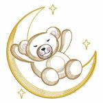 Ourson lune 9