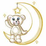 Ourson lune 8