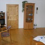 3: Essbereich im Wohnzimmer