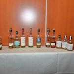 Peppers Whiskyauswahl für  Durstige nach dem Dinner