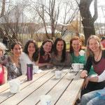 Awakening Women, 9-Monats-Programm-Team