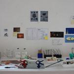Ausstellungsansicht Galerie der Kulturmühle Pregarten, 2011