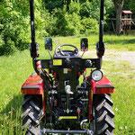 ecopard Traktor 4WD mit Heckhydraulik und Zapfwelle