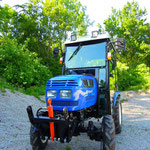 16PS ecopard günstiger 4x4 Traktor