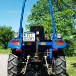 ecopard Traktor Geräteträger für Anbaugeräte KAT-0, KAT-1 und KAT-2
