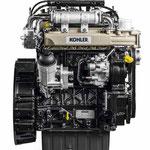 ecopard Kompakttraktor eco56 mit Lombardini StageV Dieselmotor