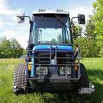 ecopard 4x4 Kompaktschlepper mit leistungsstarken Dieselmotor