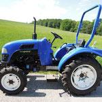 25PS ecopard Traktor Geräteträger für Anbaugeräte KAT-0, KAT-1 und KAT-2