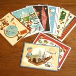ハートアートコレクション ポストカード/ポスター
