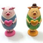 松屋銀座バレンタインフィギュア