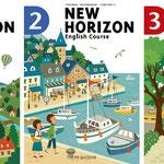東京書籍 中学英語教科書 「NEW HORIZON」