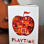 小冊子「PLAYTIME」