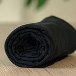 meetmill - tencel jersey, black - tencel-jersey