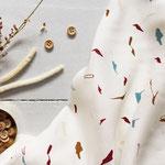 atelier brunette - tabby shell - viskose