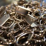 Taschenzubehör - Schlüsselbandrohlinge