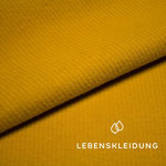 lk - cord-sweat, golden yellow - bio sweat