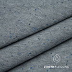 lebenskleidung - neps sweat grau - bio-sweat