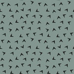 bloome - arrowhead, dusty green - bio-sommersweat