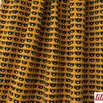 lillestoff - hurray, gelb - bio-jersey