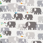 cloud9 - elephants - bio-baumwolle