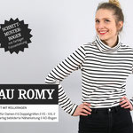studioschnittreif - frau romy - schnittmuster