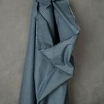 M&M - organic dry oilskin - marina blue