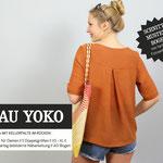 studio schnittreif - frau yoko - schnittmuster