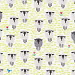 cloud9 - sheep - bio-baumwolle