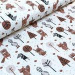 stoffonkel - paper gang - bio-jersey
