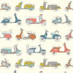 birch - mopeds, multi - bio-baumwolle