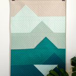 stoffart - wallquilt barcelona - pdf pattern