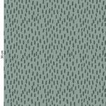 lillestoff - choc piek, green - bio-jersey