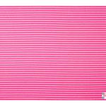 lillestoff - ringel rapunzelpink - bio-jersey