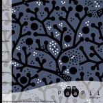 paapii - twigs, blau