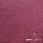 lebenskleidung - altrosa, meliert - bio-fleece