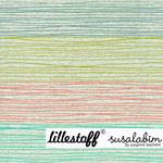 lillestoff - buntstiftstreifen - bio-jersey