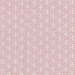 c.pauli - ornament, rosa - bio-popeline