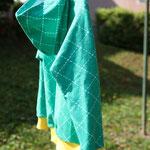 Raglan-Sweatshirt - seite - Schnitt Minikrea