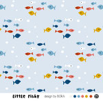 lillestoff - little fish - bio-jersey