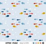 lillestoff - little fish - bio-jersey