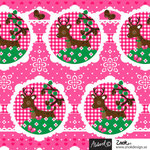 znok - pink molly - bio-jersey