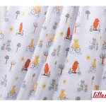 lillestoff - bike ride - bio-jersey