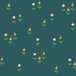 monaluna - clover, teal - bio-webware