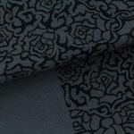 stoffonkel - gothic roses - bio-jersey
