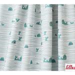 lillestoff - stripy seals - bio-jersey