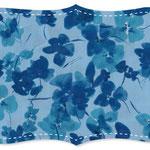 c.pauli - blue viola - bio-voile