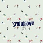 lillestoff - snowlove - bio-sommersweat