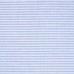 stripes, blue - bio-viskose/BW-Webware