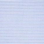 stripes, blue - bio-viskose/BW-Webware