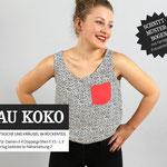 studio schnittreif - frau koko - schnittmuster